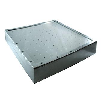 Гейзер 500x500 нержавеющая сталь для бассейнов