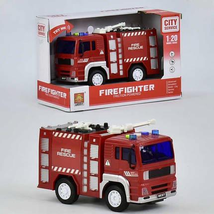 551 Пожарная машина, фото 2