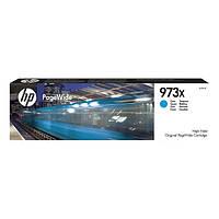 Картридж HP 973X Cyan (F6T81AE)