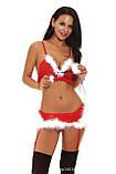 Сексуальный костюм снегурочки, фото 2