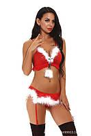 Сексуальный костюм снегурочки, фото 1
