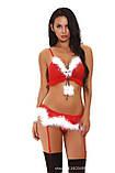 Сексуальный костюм снегурочки, фото 5