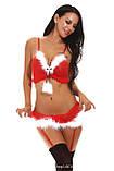 Сексуальный костюм снегурочки, фото 8
