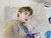 Постер плакат А3 Джин /  Bts 42*29см