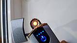 Електроімпульсна електронна запальничка запальничка спіраль USB, фото 4