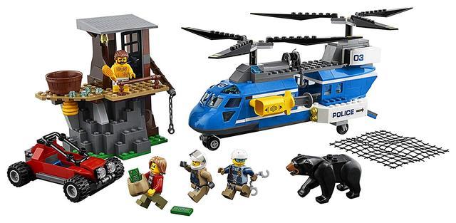 LEGO 60173 City Арешт в горах