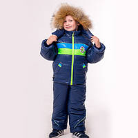 """Зимний костюм """"Fresh Green"""" для мальчика"""