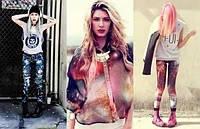 Женская одежда с 3Д принтом
