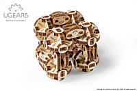 Механічна модель «Сферокуб» ,UGEARS, фото 1