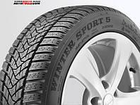 Легковые зимние шины Dunlop Winter Sport 5 225/50 R17 98H XL