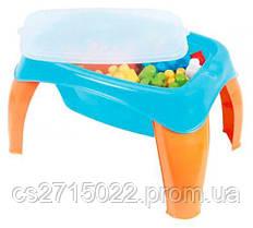 Столик с набором конструктора, 42 дет 41490