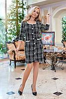 Платье0113080 с кармашками 50-56