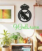 Картина из дерева  Real Madrid
