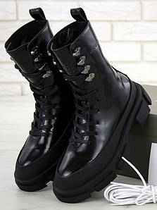 Женские ботинки BOTH Gao High Boot-Spazzolato Black