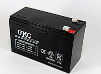 UKC 12V 7A Аккумулятор 12 Вольт 7 Ампер BATTERY 12V 7A