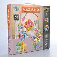 """Магнитный конструктор LT1001 """"Magnistar"""", 30 дет"""