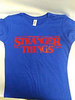 Футболка Очень странные дела / Stranger Things
