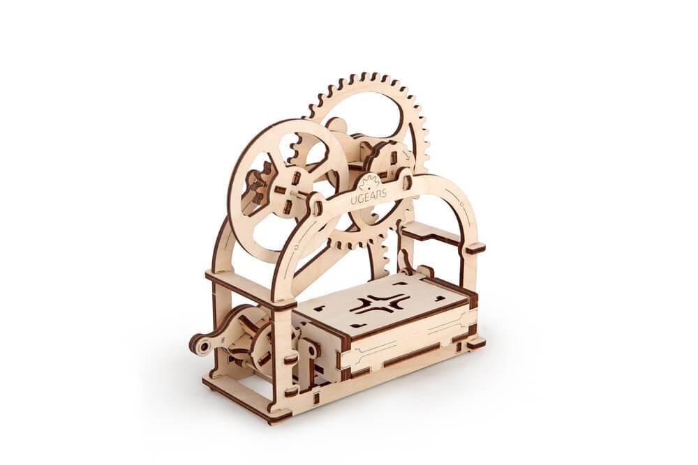 Механічна модель «Механічна шкатулка»  ,UGEARS