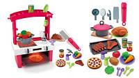 Электронная детская кухня с электронными приборами и продуктами. Подсветка и разные звуки и  из США