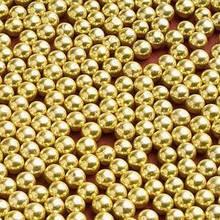 Кондитерская посыпка ЗОЛОТО 1-2 мм 20 грамм