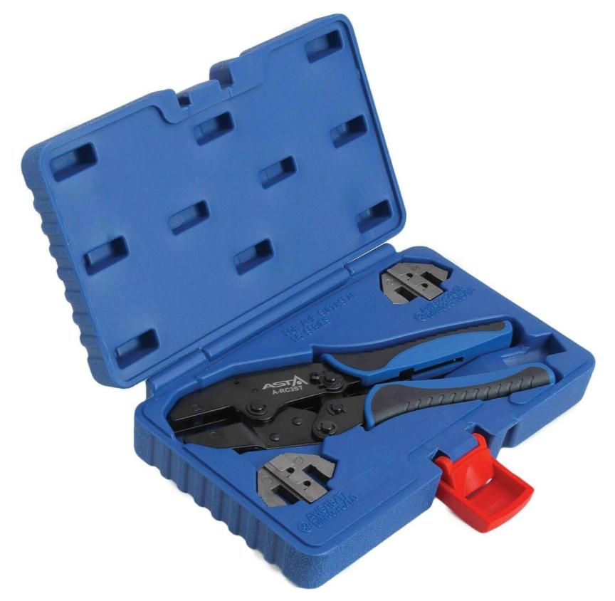 Клещи для обжима / зачистки проводов в наборе ASTA A-RC3ST