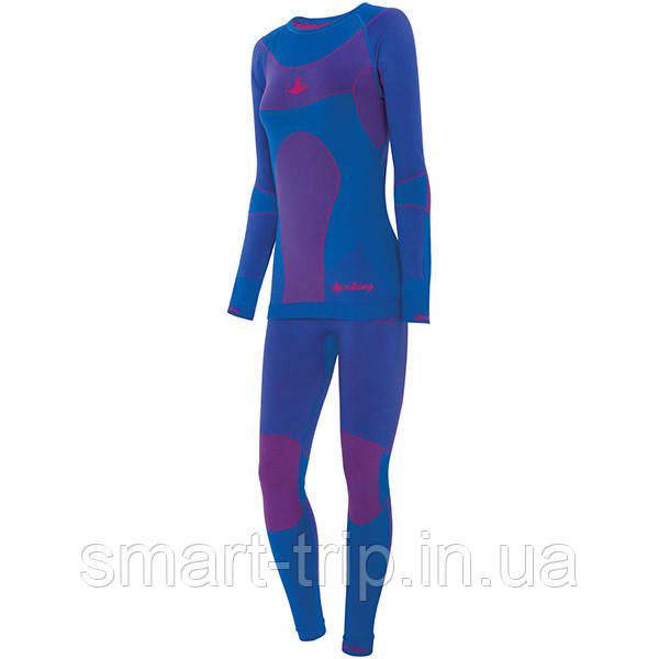 Термобелье VIKING Cloe Set women S blue 500165360-1