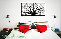 Картина из дерева  Tree