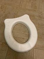 Сидение пенопластовое для уличного туалета