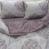 Полуторный. Комплект постельного белья с компаньоном S325, фото 3