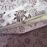 Полуторный. Комплект постельного белья с компаньоном S325, фото 6