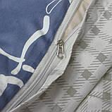 Полуторный. Комплект постельного белья с компаньоном S322, фото 5