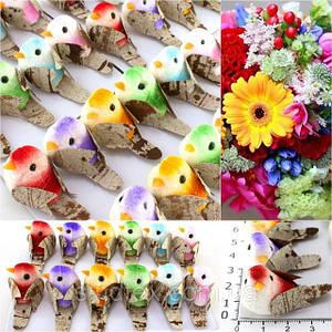Глазки, помпоны, бабочки, бантики, колокольчики, пакетики, декор