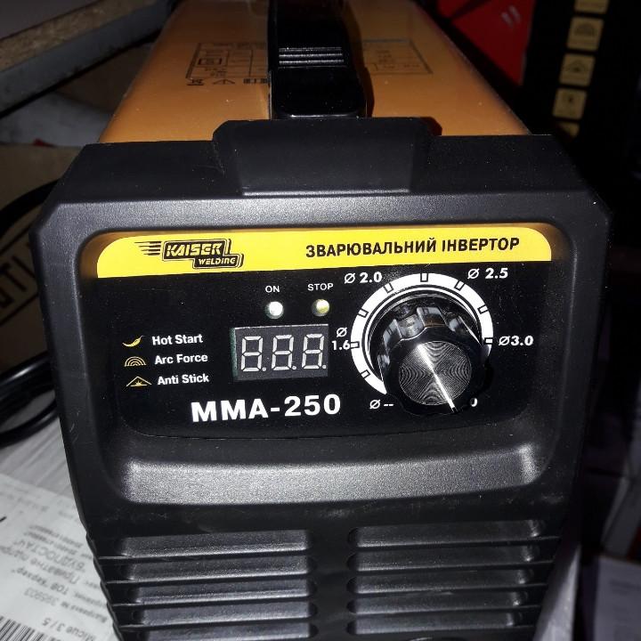 Сварочный инвертор Kaiser MMA-250