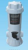 Проточний автоматичний дозатор білий твердої хімії (хлору) CI910 Jazzi