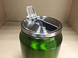 Термос Coca-Cola с клапаном и трубочкой 500 мл, фото 3