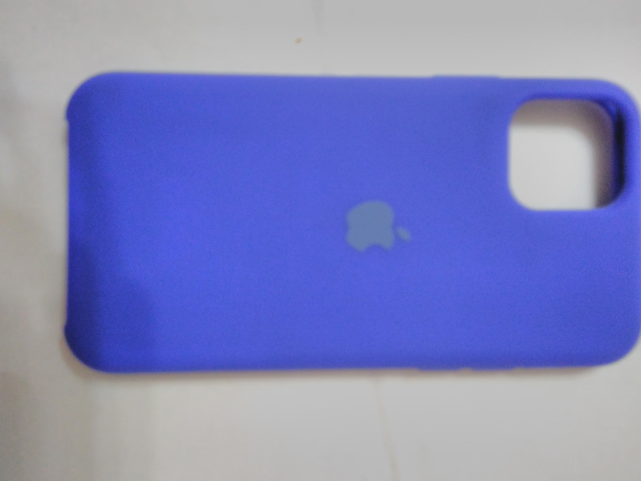 Накладка Silicon Case Original для iPhone 11 Pro 2019 (синій)