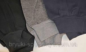 Штаны спортивные мужские зимние под манжет с молниями на карманах Tovta  ( Венгрия ), фото 2