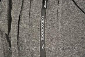 Штаны спортивные мужские зимние под манжет с молниями на карманах Tovta  ( Венгрия ), фото 3