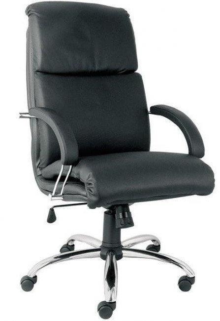 Крісло для керівників NADIR steel Tilt CHR68 з механізмом гойдання