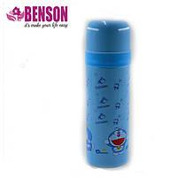 Вакуумный детский термос из нержавеющей стали Benson BN-54 500 мл | Синий