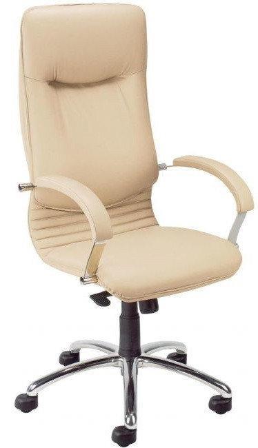 Кресло для руководителей NOVA steel MPD AL68 с механизмом «Мультиблок»