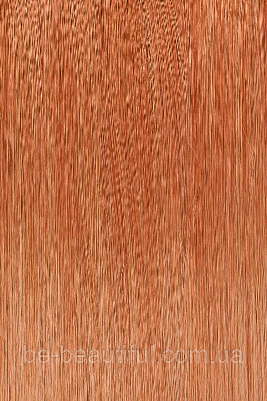 Цвет: рыжий золотистый