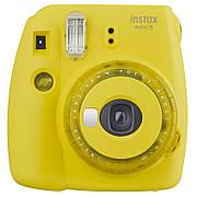 Камера миттєвого друку Fujifilm Instax Mini 9 Жовтий EXD (16632960)