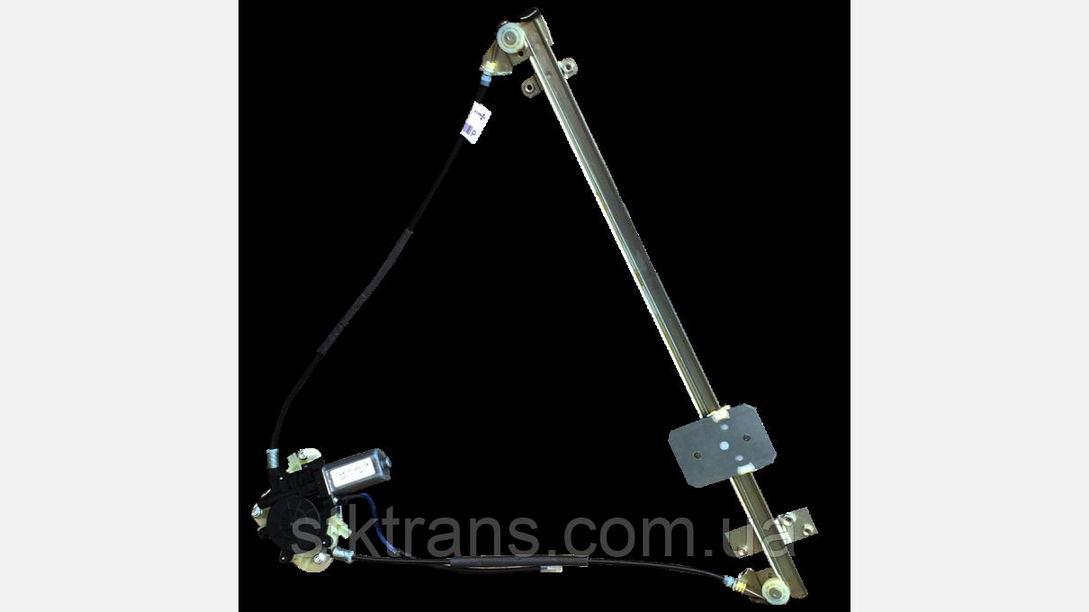 Стеклоподъемник (с моторчиком) R DAF XF E2, E3, E5 - DP-DA-156