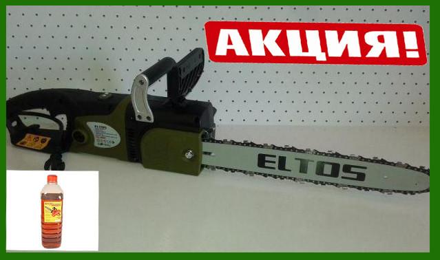 Электропила цепная Eltos ПЦ-2800