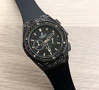 Часы наручные Hublot Big Bang Diamonds 882888A Black