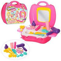 Игрушечный набор аксессуаров в чемодане для юной принцессы DN836E-SS