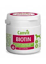Canvit Biotin (Канвит Биотин) кормовая добавка для шерсти собак 230таб