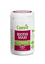 Canvit Biotin Maxi (Канвит Биотин Макси) кормовая добавка для шерсти крупных собак 500аб