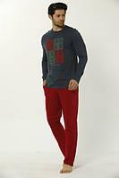 Молодежная мужская пижама турецкая